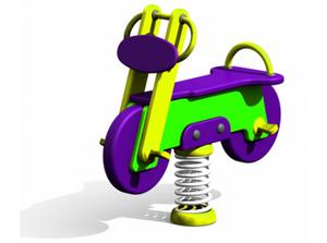 Качалка-мотороллер ДП520
