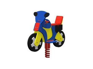 Качалка на пружине Мотоцикл ДП522