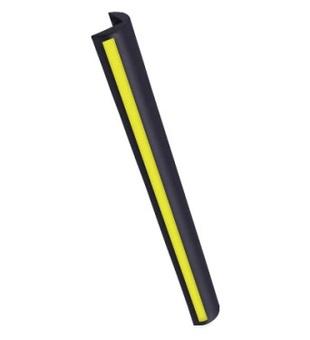 Демпфер стеновой (настенный) угловой резиновый