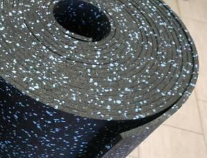 Рулонное резиновое покрытие «EWMET»