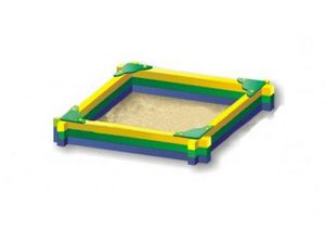 Песочница малая (брус) ДП410