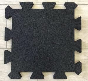 "Резиновая плитка ""Пазл"" 20 мм."